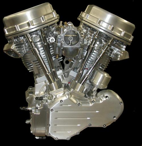 Big Inch Motorcycle Engine