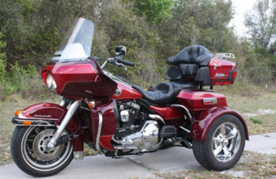 Harley Davidson Trike Conversion Kit